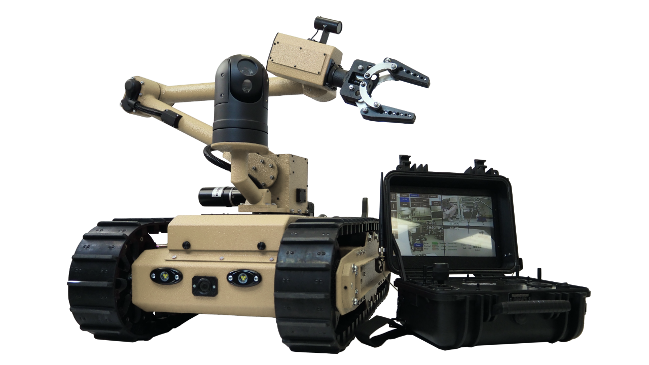 Mastiff Heavy-Duty Tactical Robot