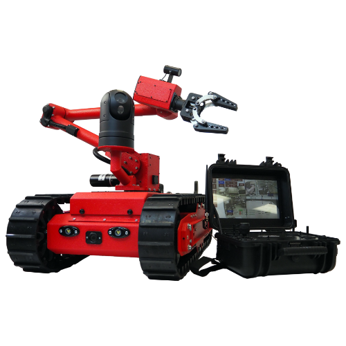 HD2-S Mastiff Heavy-Duty Tactical Robot